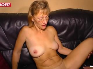 Horny milf cheats her boss...