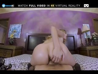 BaDoink VR POV GFE With Big Titted Latina Babe Stephanie West