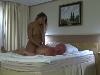 100% Real Sex on a cruise ship's executive suite -Jan Hammer