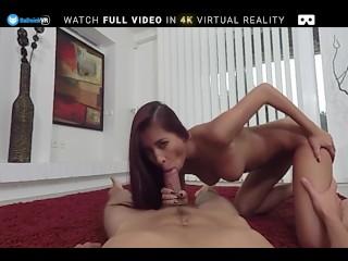 BaDoink VR Big Titted Teen Paula Shy Will make You Cum Fast