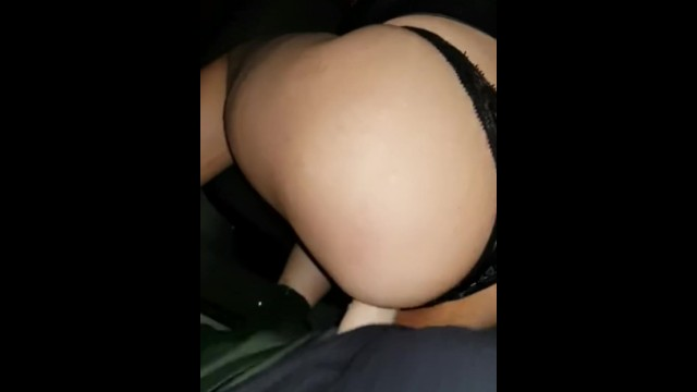 hard sex in the car park  - my ass was destroyed 8