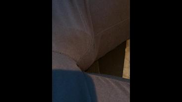 Horny Rubbing Trip To Class