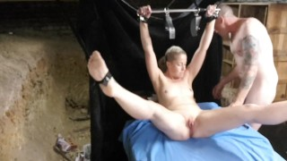 Blindfolded Tied