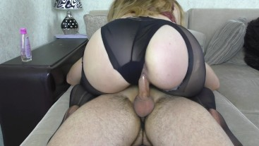 Teen Big Ass Assjob cum panties - Amateur