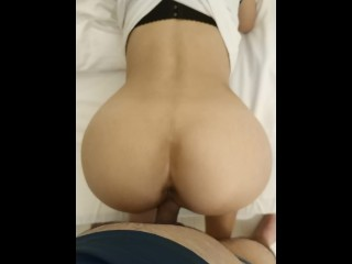 Taiwan girl get fucked from back