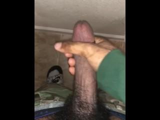 Thick black dick
