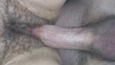 More close-up of wet pussy Fucked doggystyle