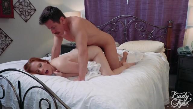 Olivia & Laz Fyre - Sensual Sex [Make Love Not Porn] Full Vid 12