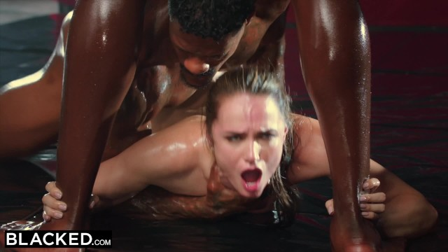 Blacked Tori Black Is Oiled Up And Dominated By Two Bbcs -8317