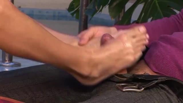Super hot blonde slut does her first porn video - Part 4 18