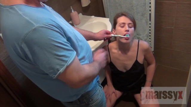 Carrie ann nude pis Marssyx - tooth cleaning, cum and piss