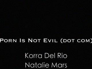 Porn Is Not Evil