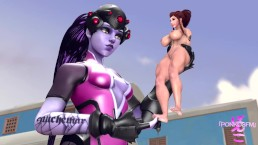 Brigitte Faces the Wrath of the New Shrink Dart Ammo