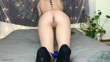 Butt Plug and Booty Shaking
