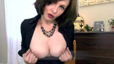 Loving (step)Mother Teaches You to Ejaculate - pov taboo milf fantasy