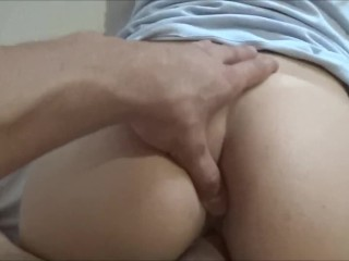 Waking Stepsis With Creampie / Mom And Dad In Next Room And She Is Too Loud