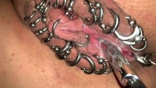 My pierced wife sounding 13 mm