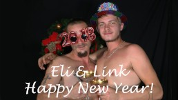 2 HAWT GUYS REMEMBERING THE YEAR & THEN BLOW EACH OTHER EATING CUM!!