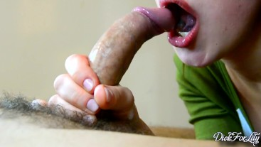 mine GF was 18 and she let me cum in her mouth