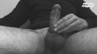 Huge frontal cumshot Style doggy