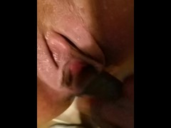 Making the the neighbors barely legal daughter squirt