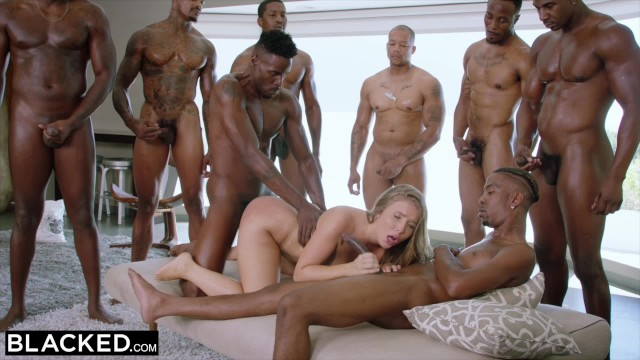 Concrete penetration database - Blacked lena paul first interracial gangbang