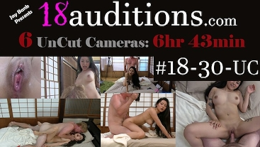 Rae Lil Black #18-30-UC 6 UnCut Cameras (6 Hrs 43min Total) from Clip 18-30
