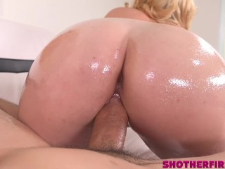 18 year old Taylor Blake in her first ever porn shoot - Shot Her First