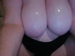 Nasty Irish Girl Cums 4 Times