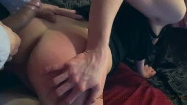 I get fucked up the ass by my landlord!!! Maybe his best anal sex ever.