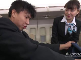 [None] This year's New Year is CAL Air Part 1 Miura Haruka