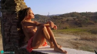 Screen Capture of Video Titled: Clover - Farmer's Daughter