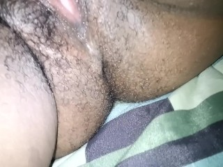 Play With My Hairy Pussy