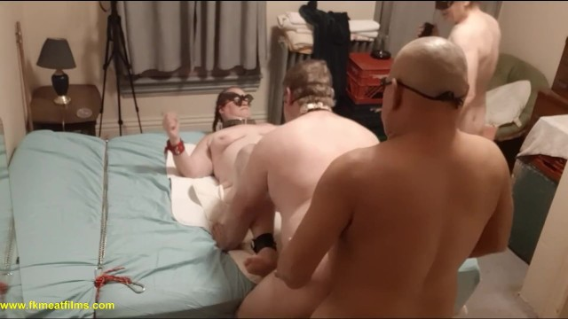 Bdsm crucifixions 2018-12-21 s1c1 master, manslut david in bi bdsm 4sum with bbw fuckmeat