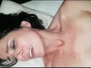Best Intense Female Orgasm Ever by Super Horny MILF