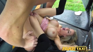 Fake Taxi Busty cum hungry blonde Skyler Mckays dirty taxi ride