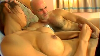 Shemale lover is happy with straight boyfriend 2 - Part #3