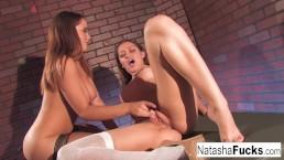 Natasha and Dani Have Naughty Fun