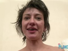 Zazala Coquine interracial anal trio