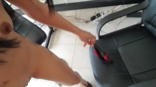 mexicana Annie sex teen, Video Personalizado La directora caliente