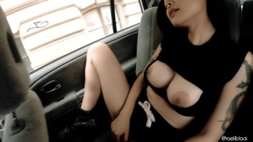 FULL VIDEO! Public Flashing / Double Deepthroat POV and MORE!