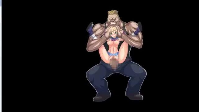 [Hentai game] Wrestling Girl 2 17