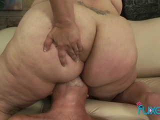 Angelina Largo BBW horny lady