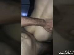 Macho capixaba fodendo meu cu sem capa, no pelo - Bareback
