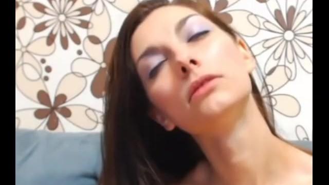 my face having orgasm