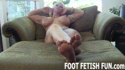 Feet Pampering And Femdom Foot Fetish Fantasy Porn