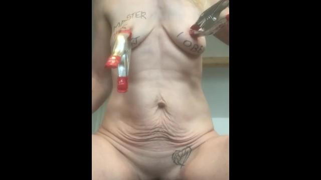 Tit torture extreme Stunning extreme