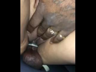 Glory hole condom break swinger club