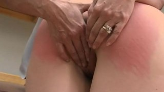 Perfect Ass Spanked and Jiggle Sinn Sage