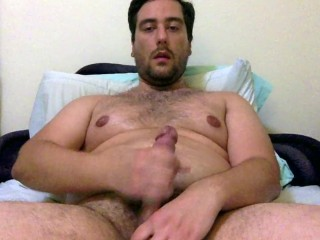 Over 10 minutes of jerking off